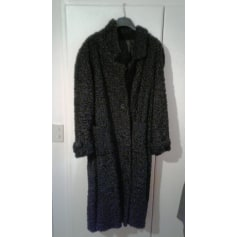 Fur Coat SARTORIALE Black