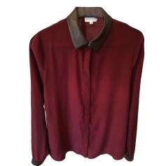 Camicia CLAUDIE PIERLOT Rosso, bordeaux