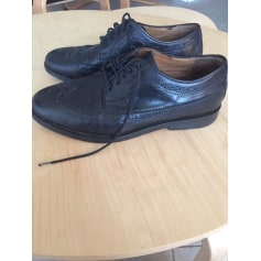 Lace Up Shoes SANDRO Black