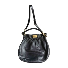 Leather Handbag Black