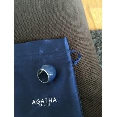 Bague AGATHA Bleu, bleu marine, bleu turquoise