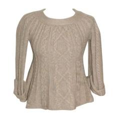 Tunic Sweater MARLENE BIRGER Beige, camel