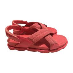 Flache Sandalen PRADA Pink,  altrosa