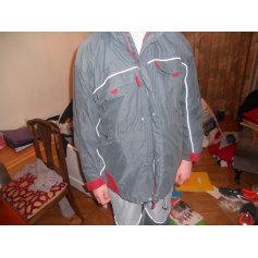 Ski Suit JACADI Gray, charcoal