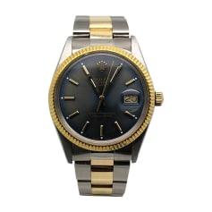 Armbanduhr ROLEX Blau, marineblau, türkisblau