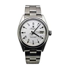 Armbanduhr ROLEX Weiß, elfenbeinfarben