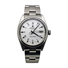 Wrist Watch ROLEX White, off-white, ecru