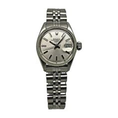 Wrist Watch ROLEX Silver