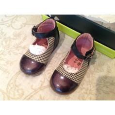 Chaussures à boucle ASTER Noir