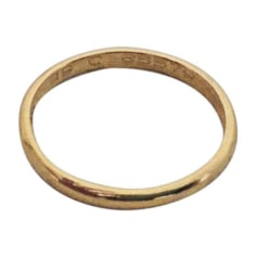 Ring CARTIER Gold, Bronze, Kupfer