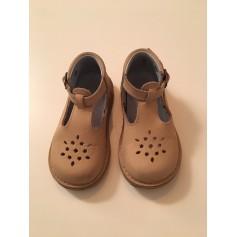 Buckle Shoes DU PAREIL AU MÊME DPAM Beige, camel