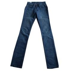 Straight-Cut Jeans  COMPTOIR DES COTONNIERS Blau, marineblau, türkisblau