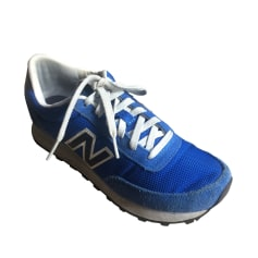Sneakers NEW BALANCE Blue, navy, turquoise