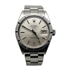 Armbanduhr ROLEX Grau, anthrazit