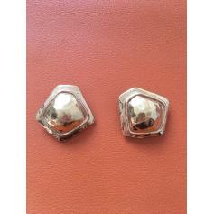 Boucles d'oreille GUY LAROCHE Doré, bronze, cuivre