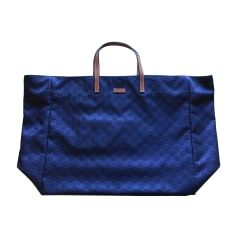 Shopper GUCCI Blau, marineblau, türkisblau