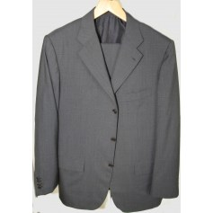 Costume complet KITON Gris, anthracite