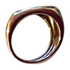 Ring MAUBOUSSIN Silberfarben, stahlfarben