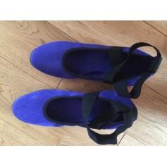 Ballerines ARCHE Bleu, bleu marine, bleu turquoise