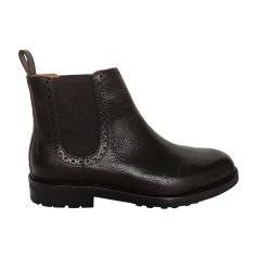Stiefeletten, Ankle Boots RALPH LAUREN Braun