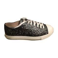 Sneakers MIU MIU Grau, anthrazit
