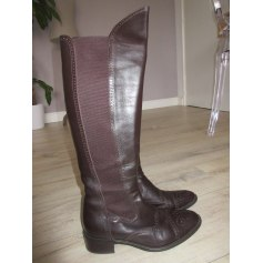 c79bf24c670c7 Bottes Le Pepe Femme   articles tendance - Videdressing