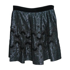 Midi Skirt ANNA SUI Black
