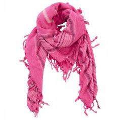 Silk Scarf ISABEL MARANT Pink, fuchsia, light pink