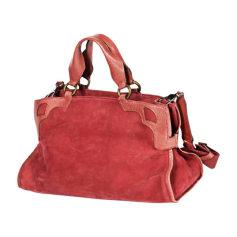 Lederhandtasche CARTIER Rot, bordeauxrot