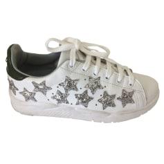 Sneakers CHIARA FERRAGNI White, off-white, ecru