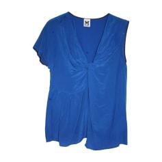 Top, T-shirt M MISSONI Blue, navy, turquoise