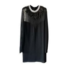Robe mi-longue AZZARO Noir