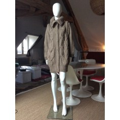 Coat STEPHANEL Beige, camel