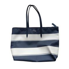 Stofftasche groß LACOSTE Blau, marineblau, türkisblau
