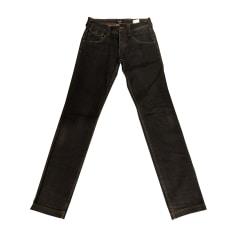Jeans droit D&G Noir