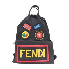 Backpack FENDI Black