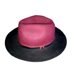 Chapeau THE KOOPLES Rouge, bordeaux