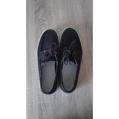 Lace Up Shoes LACOSTE Black