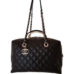 Leather Handbag CHANEL Multicolor