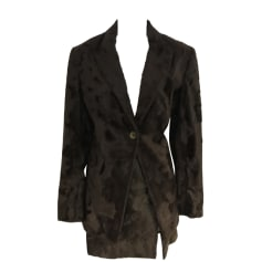 Skirt Suit KAREN MILLEN Brown
