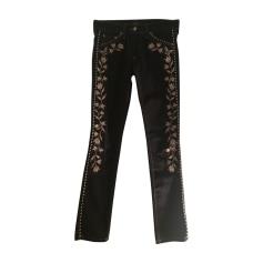 Jeans slim ISABEL MARANT Nero