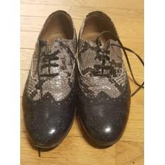 Chaussures à lacets  PERTINI Bleu, bleu marine, bleu turquoise