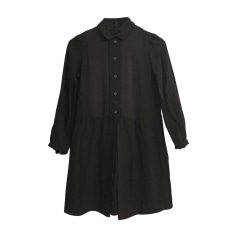 Robe courte CARVEN Noir