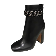High Heel Ankle Boots VALENTINO Black