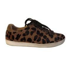 Sneakers SÉZANE Animal prints