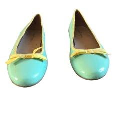 Ballet Flats MELLOW YELLOW Green