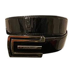 Cintura DOLCE & GABBANA Nero