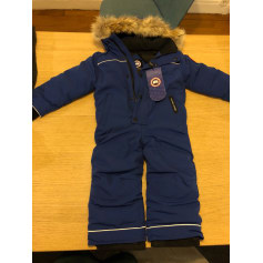 Ski Suit CANADA GOOSE Blue, navy, turquoise