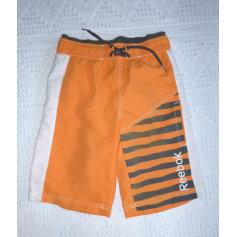Swimming Bermuda Shorts REEBOK Orange
