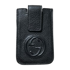 Etui iPhone  GUCCI Noir